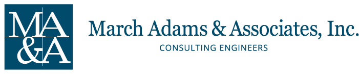 March Adams Logo